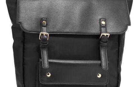 Dámský černý batoh Shila 617