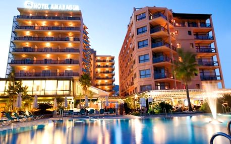 Španělsko - Costa Del Sol na 8 až 12 dní, plná penze, polopenze nebo snídaně s dopravou letecky z Prahy