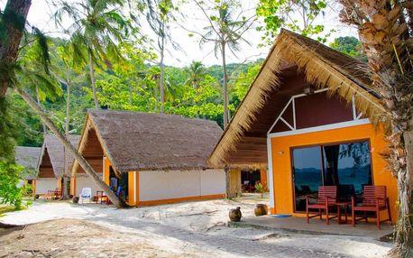 Thajsko - Phuket na 10 dní, snídaně s dopravou letecky z Vídně nebo Prahy