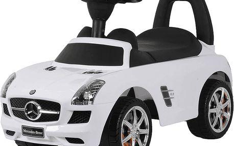 BUDDY TOYS Odrážedlo Mercedes – bílé