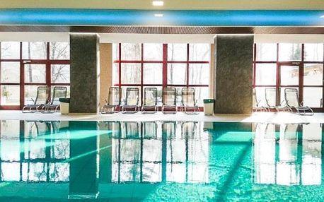 Moravskoslezsko v Hotelu Belaria Resort *** s polopenzí a neomezeným wellness