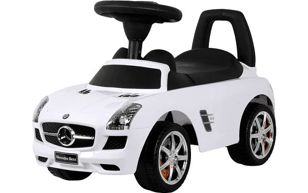 Buddy Toys Odráželo Mercedes-Benz SLS bílá BPC 5110