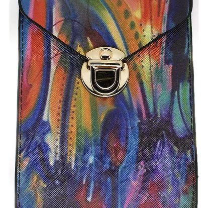 Fashion Icon Kabelka malá přes rameno multicolor