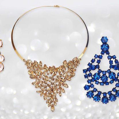 Jablonecká bižuterie: ručně vyráběné šperky