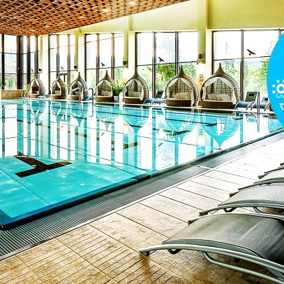Úžasný Hotel Pieris*** Podbanské s TOP wellness Grand Hotela Permon**** až do…