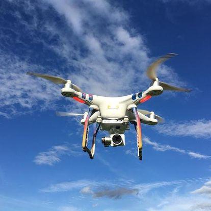 Kondiční létání s drony