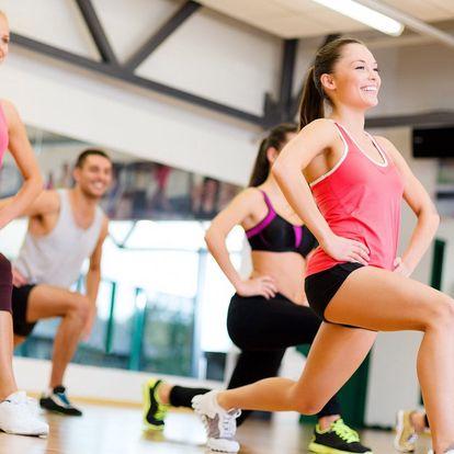 Balíčky vstupů na skupinové lekce cvičení