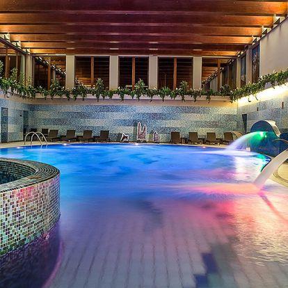 Relax na Slovensku ve Wellness Hotelu Diplomat**** pro celou rodinu