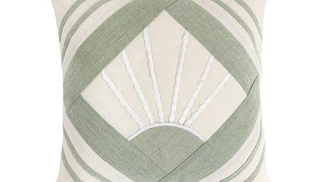 Bellatex PERU povláček 52/020 zelený, 40 x 40 cm
