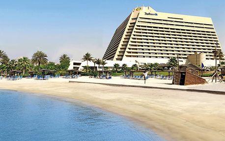 Spojené arabské emiráty, Sharjah, letecky na 5 dní plná penze