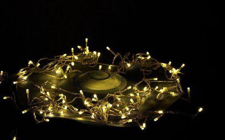 Nexos 1070 LED osvětlení Garth 200 diod - teple bílé 18 m
