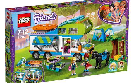 LEGO® Friends 41339 Mia a její karavan