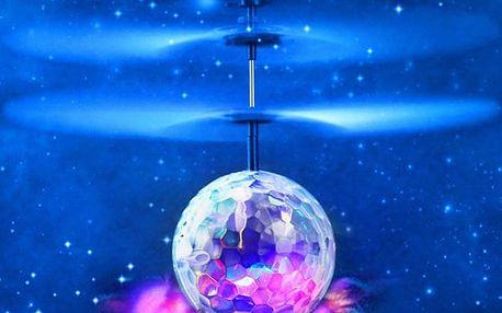 Létající LED koule - 4 varianty