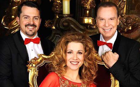Vstupenky na vánoční gala koncert Štefana Margity