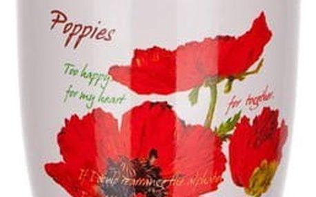 BANQUET Dóza s víčkem 600ml Red Poppy OK 60ZF1131RP