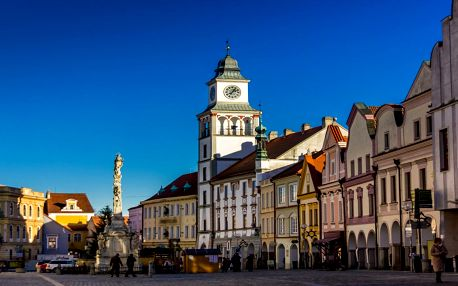 Pobyt apartmánech u Třeboně, termíny až do jara