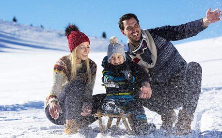 Rodinný pobyt s wellness a adrenalinem