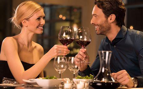 Romantický pobyt v kraji nekonečných vinic
