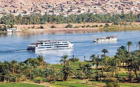Egypt lodí po Nilu s pobytem u moře - Egypt, Luxor