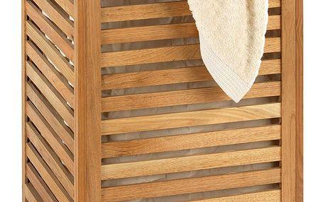 Koš na prádlo NORWAY - úložný box na ručníky, WENKO