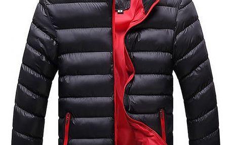 Pánská prošívaná bunda Adam - různé barvy