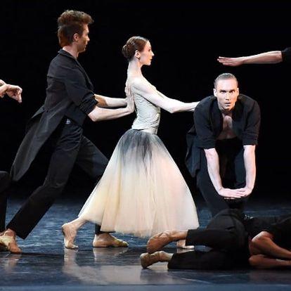 Vstupenka na baletní představení Amore