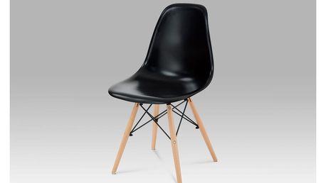 Jídelní židle CT-718 BK1 černá Autronic