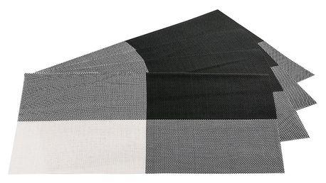 Jahu Prostírání DeLuxe, sada 4 kusů, 30x45 cm
