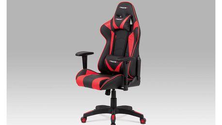 Kancelářská židle KA-F03 RED Autronic