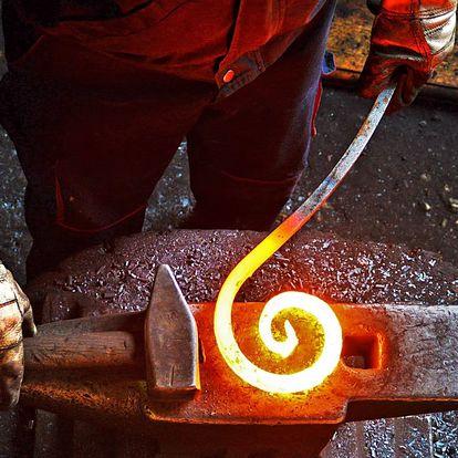 5hodinový kovářský kurz pro děti i dospělé