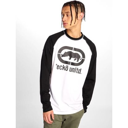 Ecko Unltd. / Longsleeve East Buddy in white L