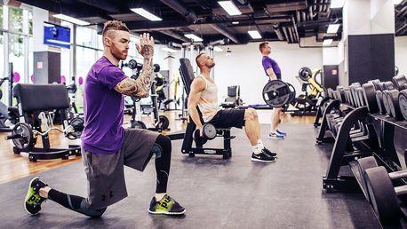 Měsíční VIP vstup do fitness FIT UP! vč. solária