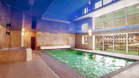Střední Čechy odpočinkově v exkluzivním hotelu LIONS s neomezeným wellness a bohatou polopenzí + varianty s balneo procedurami