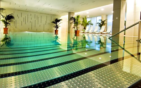 Relax v lázeňském hotelu i s procedurami pro dva