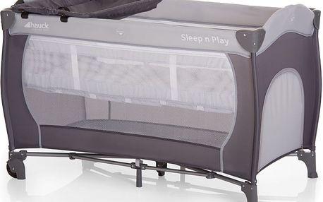 HAUCK Cestovní postýlka Sleep'n Play Center - Stone