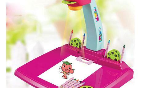 G21 51648 Hračka Kreslicí projektor růžový
