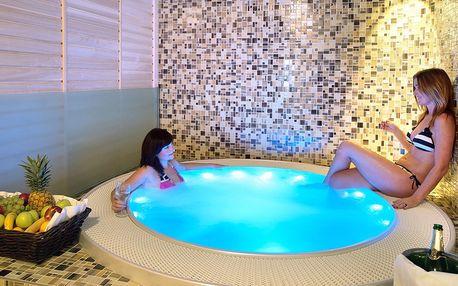Hotel Corona**** nedaleko Českého Krumlova s privátním wellness