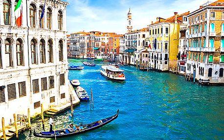 Velikonoce v Benátkách pro 1 osobu. Vychutnejte si kouzlo a výzdobu velikonočních svátků v Benátkách