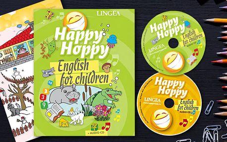 Angličtina pro děti: velký balíček od firmy Lingea