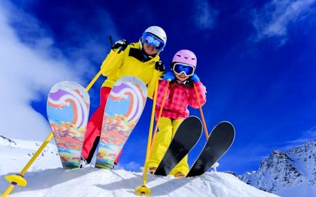Dolomity pro rodiny blízko ski areálu