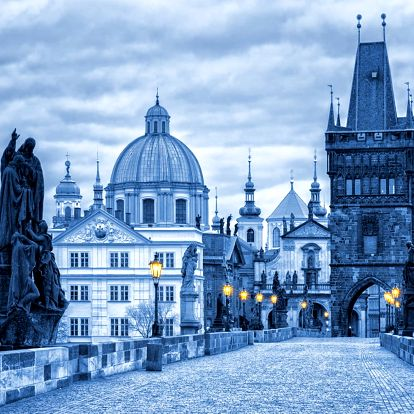 Tajuplný advent: Strašidelné procházky Prahou