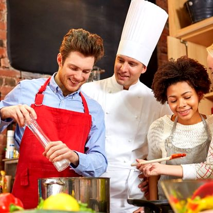 Kurzy vaření pod taktovkou profesionálů