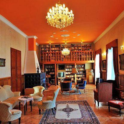 Pobyt v Maďarsku v luxusním zámku u termálního jezera Hévíz a Balaton s polopenzí