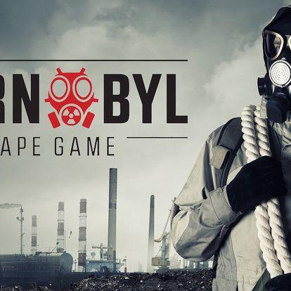 Zažijte misi v Chernobylu: únikovka až pro 6 os.