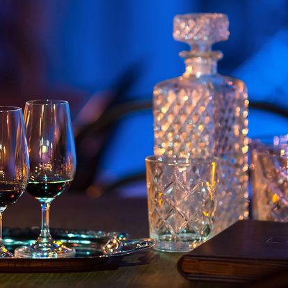 Jazzový koncert a degustace drinků podle výběru