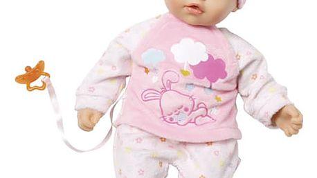 ZAPF Panenka My Little Baby Born Super Soft