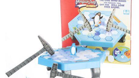 Stolní hra Zachraň tučňáka!