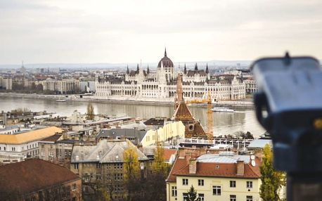 Požitkářské Maďarsko - termály a kulinářské speciality - 3 dny s dopravou, ubytováním a polopenzí
