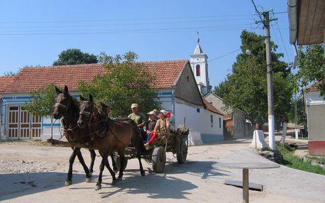 Rumunsko Banátské vesničky - 10 denní poznávací zájezd s ubytováním, 3x polopenze