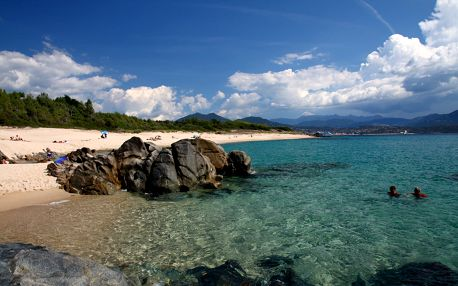 Korsika - poznávací zájezd, 10 dnů s dopravou, ubytováním a polopenzí